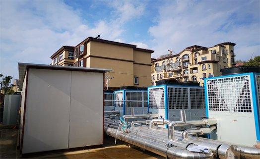 徐州•住宅小区暖气片供热改造